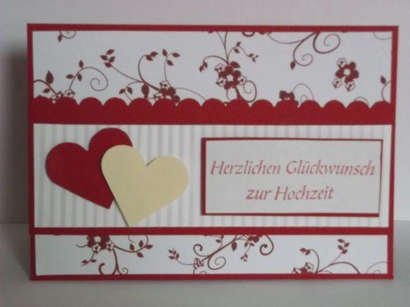 Karten Kunst Herzlichen Gluckwunsch Zur Hochzeit
